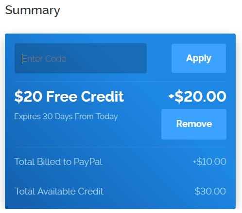 [活动] Vultr 新注册用户充 10 刀送 20 活动仅限 24 小时 (绑定信用卡无需充值直接送 20 刀)