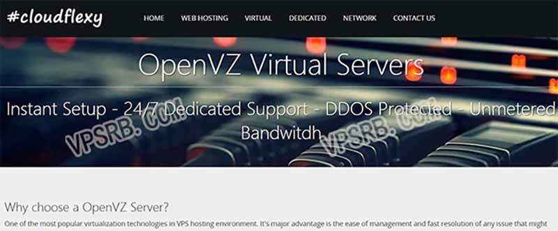 #黑五特惠# Dedicenter 超便宜 VPS KVM 年付 9.99 美元 1 核/1G/100Mbps 不限流量