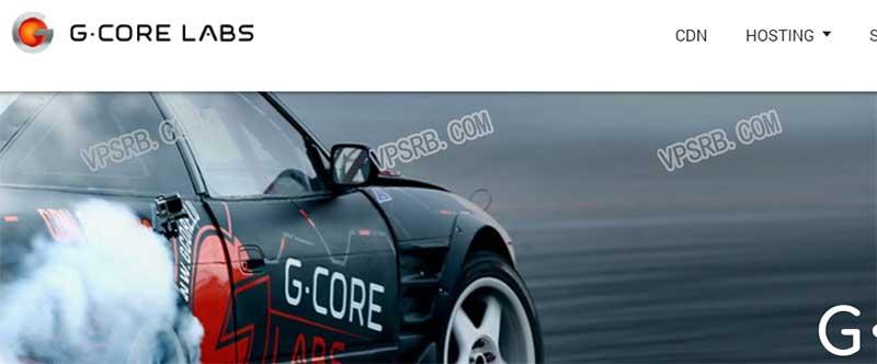 Gcore 莫斯科,KVM/512M/20G SSD/200Mbps/不限流量/月付 3.25 欧元