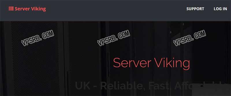 Serverviking 存储型 VPS,KVM/2G 内存/200G 硬盘/2T 流量/月付 4.9 欧元