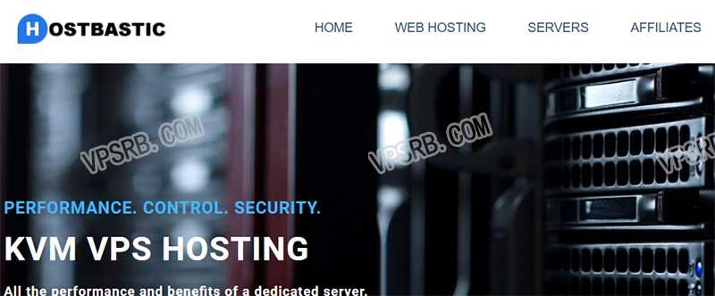 Hostbastic,法国 OVH/KVM/256M/5G SSD/500G 流量/100Mbps/年付 10 英镑