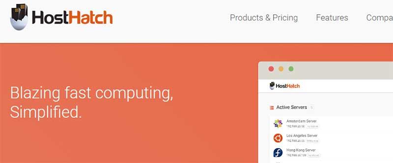 #黑五# hosthatch,大盘鸡/Storage KVM VPS/700M 内存/750G 硬盘/2T 流量/年付 35 美元