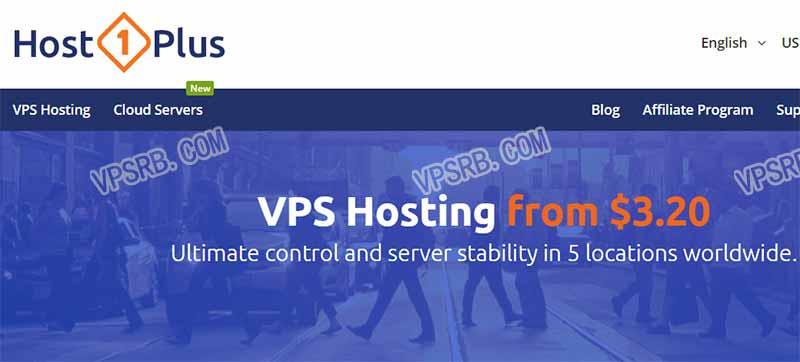 #黑五特惠# Host1plus 黑五促销 VPS 一律半价 Linux/Windows/ipv6/10G 端口