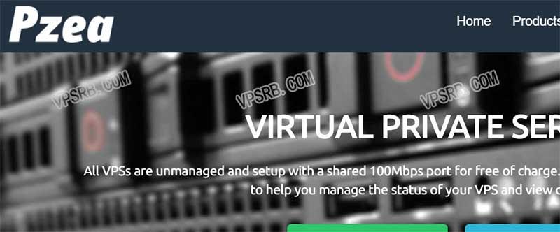 PZEA 香港/新加坡 KVM VPS 五折优惠码,大陆直连,支付宝付款